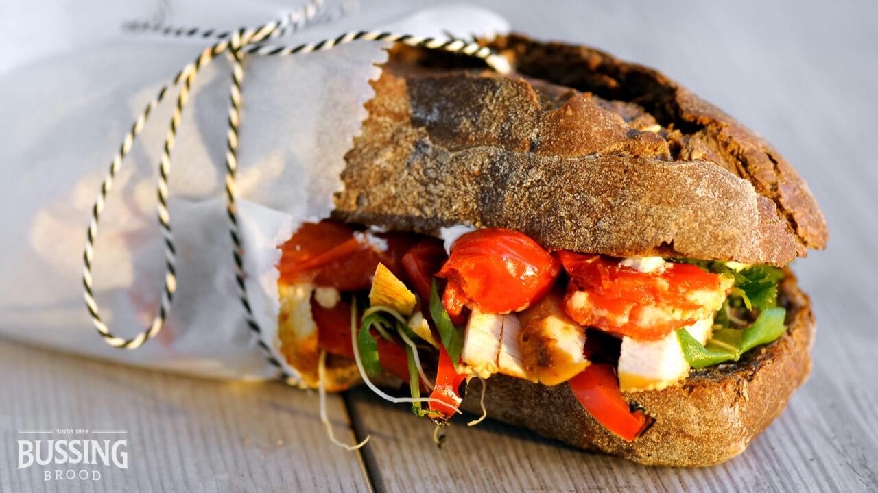 bussing-brood-pain-de-camarque-dubbeldonker-gezond-met-kip